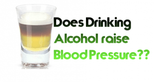 Does Drinking Alcohol Raise Blood Pressure