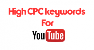 high cpc keywords for youtube