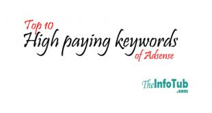 Top 10 Adsense high paying keywords