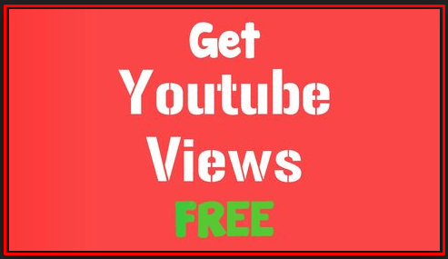 Get Free Views On Youtube