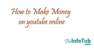 How to Make Money on youtube online