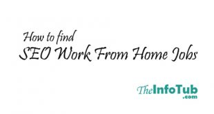SEO Work From Home Jobs