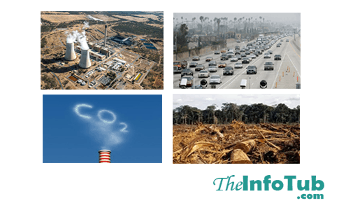 Causes and Effects of Global Warming