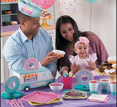 1st Birthday Party Themes Ideas